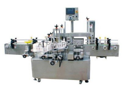 Two Sided Bottle Labeller